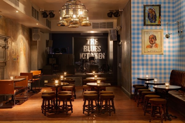 Blues Kitchen Camden
