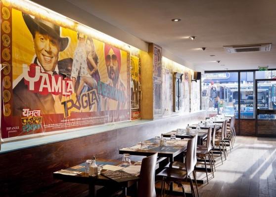 Delhi Grill