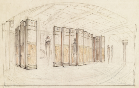 Ticket-Machines-Piccadilly-Circus_RIBA-Drawing-and-Archives-Collection