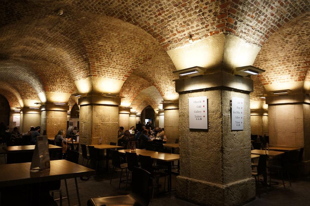 D Art Exhibition London : Take church conversions le cool london