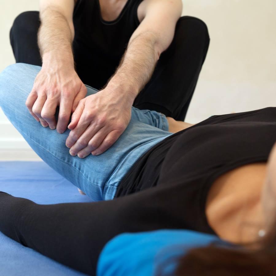 Senergize Thai Yoga Massage Le Cool London