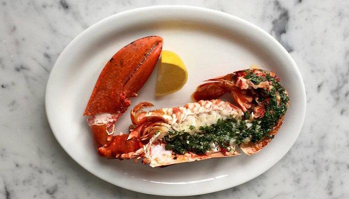 Lobster restaurant