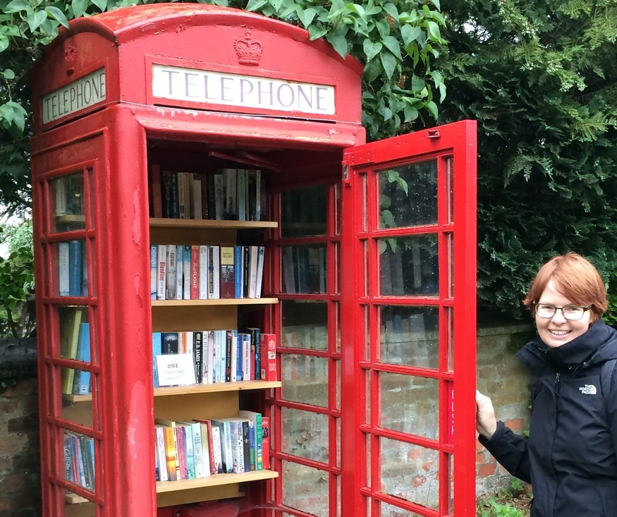 Bluestocking Book Tours